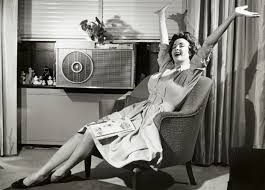A woman in the 50's enjoys the benefits of air conditioning services in Hervey Bay